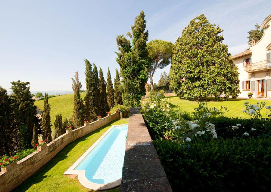 italian villas