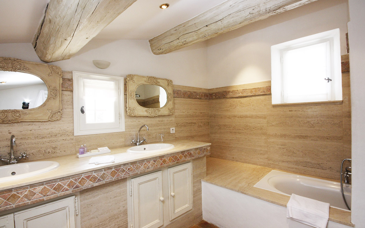 Domaine des Roches - LaCure Villas on top designer bathrooms, philippe starck bathrooms, interior kitchens, house beautiful bathrooms, interior decorating,