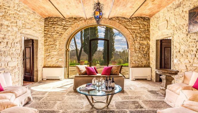 Tuscany Luxury Villas Vacation Rentals Lacure Villas